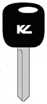 H73PT FORD KEYLINE TRANSPONDER KEY BLANK