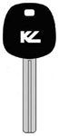 TOY40PT LEXUS KEYLINE TRANSPONDER KEY BLANK