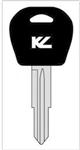 BDW05RT5 DAEWOO KEYLINE TRANSPONDER KEY