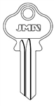 L1 / 1004 LOCKWOOD JMA KEY BLANK