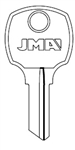 RO15 / N1069N NATIONAL CABINET JMA KEY BLANK