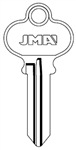 SE1 / 1022 SEGAL JMA KEY BLANK