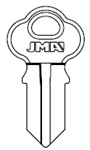 CG1 / 1041G CHICAGO JMA KEY BLANK