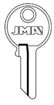 CG17 / 1041Y CHICAGO JMA KEY BLANK