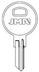 Emko EMK1 Electrical Box Keyblanks 2