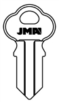 1041K CHICAGO JMA KEY BLANK