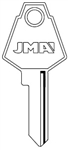 XL7 / 1180S XL LETTER BOX JMA KEY BLANK