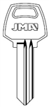 CO88 / A1001EH CORBIN JMA KEY BLANK