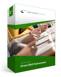 The Certified LSS Green Belt Assessment