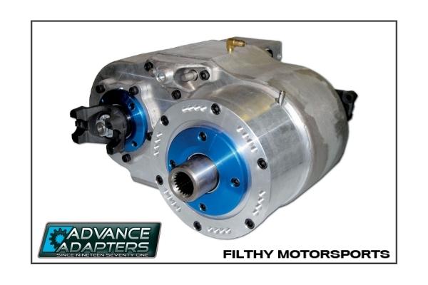 Advanced Adapters Atlas 4 Speed Transfer Case Starting