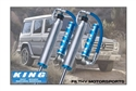 Mercedes G-Series King OEM Shocks