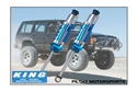 Jeep Cherokee XJ King OEM Shocks