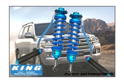 Toyota LC200 King OEM Stage 3 Race Shocks