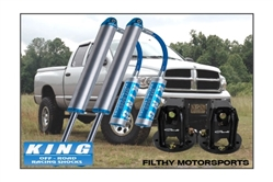 Dodge Ram King Shocks