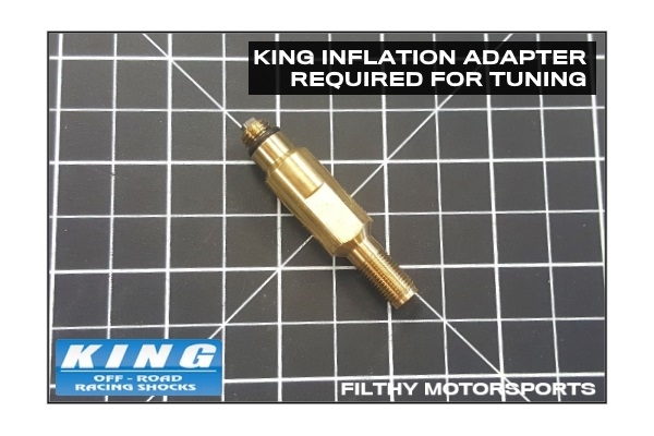 King Steering Stabilizer Shocks 260 Each