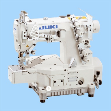 JUKI MF40 Highspeed Cylinderbed Top And Bottom Coverstitch New Coverstitch Sewing Machine