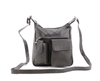 Double Compartment Sling Bag Style : 10004