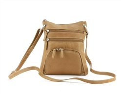 Sling Bag with Organizer Style #: 10034 - Arjile