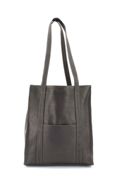 Top Grain Cowhide Double Strap Tote Bag Style : 10306