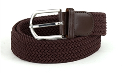 StretchBelt Style : 120-BROWN