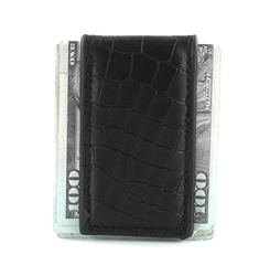 MONEY CLIP : 1410 - BLACK