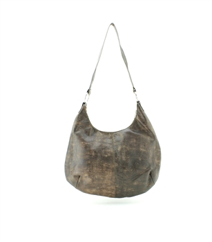 Distressed Leather Hobo Style: # 142091