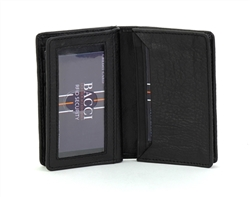 RFID Blocker Bi Fold Wallet