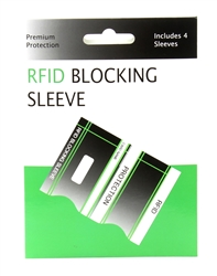 RFID BLOCKING SLEEVE 1499