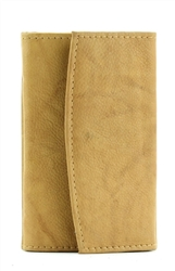 Cowhide Double Key Case Style : 15567