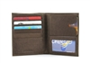 Top Grain Cowhide Tall Hipster Wallet Style : 15619