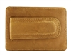 Slim Wallet With Magnetic Money Clip Style : 15675