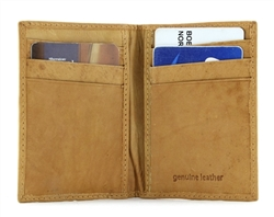 Credit Card Wallet, Leather credit card wallet, bacci credit card case