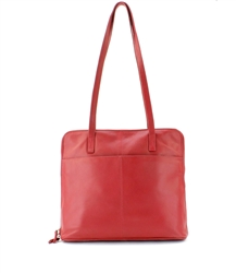 Double Strap Tote Bag with Orangizer: Style #: 1890