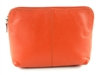 COSMETIC BAG  Style: # 1914 ORANGE
