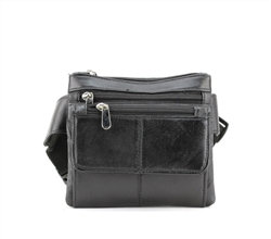 Square Fanny Pack Style : 219 BLACK