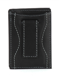 Aspen Slim Card Case with Magnetic Money Clip Style #: 2419