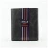 El Dorado Black Leather Tri-Fold Wallet Style: 3517
