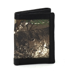 RFID Blocker Tri Fold Wallet