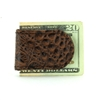 EMB CROC MONEY CLIP : 505ZC