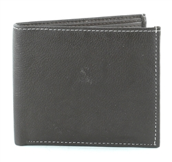NDM Soft Bi-Fold Wallet Vegan Leather VL-510