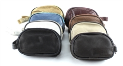1/2 Moon Double Zip Coin Purse Style : 715