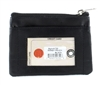 I.D. Window Coin Purse Style : 720 BLACK