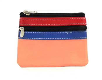 I.D. Window Coin Purse Style : 720 assorted