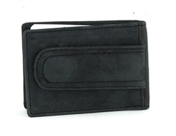 Bacci Slim Wallet With Magnetic Money Clip Style :8005