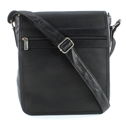 Transit Leather Messenger Bag Style #: 8115