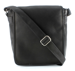 Flap over Messenger Bag,  Aspen Leather,  Style #: 8116