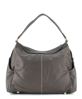 Hobo Bag w/ Two Side Pockets Style : 9265
