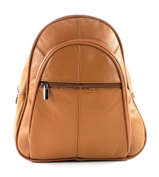 Half Moon Back Pack Style : 954 - Tan