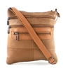 Medium Cross Body Style : 956 - Tan