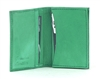 Lambskin Business Card Case Style : BCC401 L Green